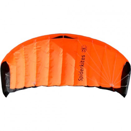 Spider Kites Amigo Orange 2-lijns matrasvlieger