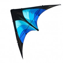 Elliot Delta Stunt Blue-Black Stuntvlieger