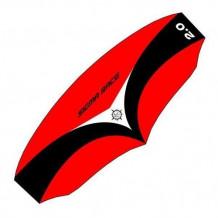 Elliot Sigma Race Red  3-lijns matrasvlieger