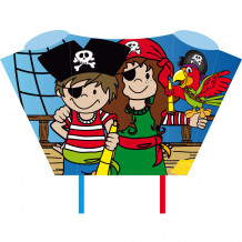 HQ Pirate Sleddy  Jimmy  Jenny