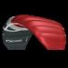 CrossKites Boarder 2-lijns Matrasvlieger 2018 1.5 Red