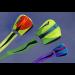 Prism Bora 5 Jade Kindervlieger